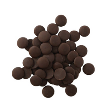 Load image into Gallery viewer, Excellence Purity dark chocolate couverture 55%, Cacao Barry France, 5 Kg Coins, pistoles