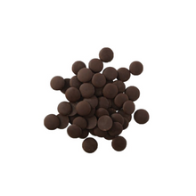 Load image into Gallery viewer, Extra bitter Guayaquil Purity dark chocolate couverture 64%, Cacao Barry France, 5 Kg Coins, pistoles