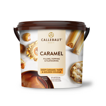 Load image into Gallery viewer, Callebaut (Belgium) Water Base Filling CARAMEL - 5kg Bucket