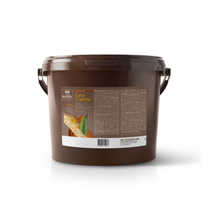 Crunchy filling Cara Crakine, Cacao Barry France, 5 Kg Bucket