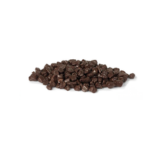 Load image into Gallery viewer, Dark Mini Chocorocks, Irregular dark chocolate bits, Callebaut Belgium, 1 kg Jar