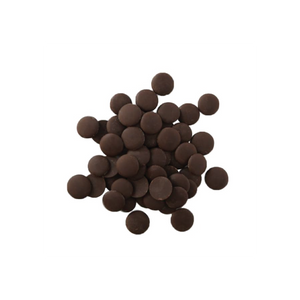 Amer dark chocolate 60%, Cacao Barry France, 5 Kg coins, pistoles