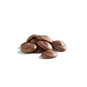 Honey chocolate 33.2%, speciality chocolate, Callebaut Belgium, 2.5 kg coins, callets