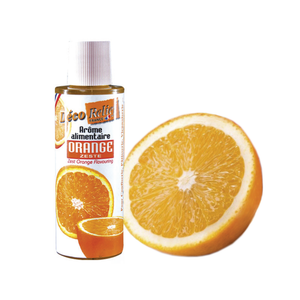 Deco Relief (France) Concentrated Aroma ORANGE - 125ml bottle