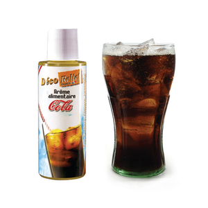 Deco Relief (France) Concentrated Aroma COLA - 125ml bottle