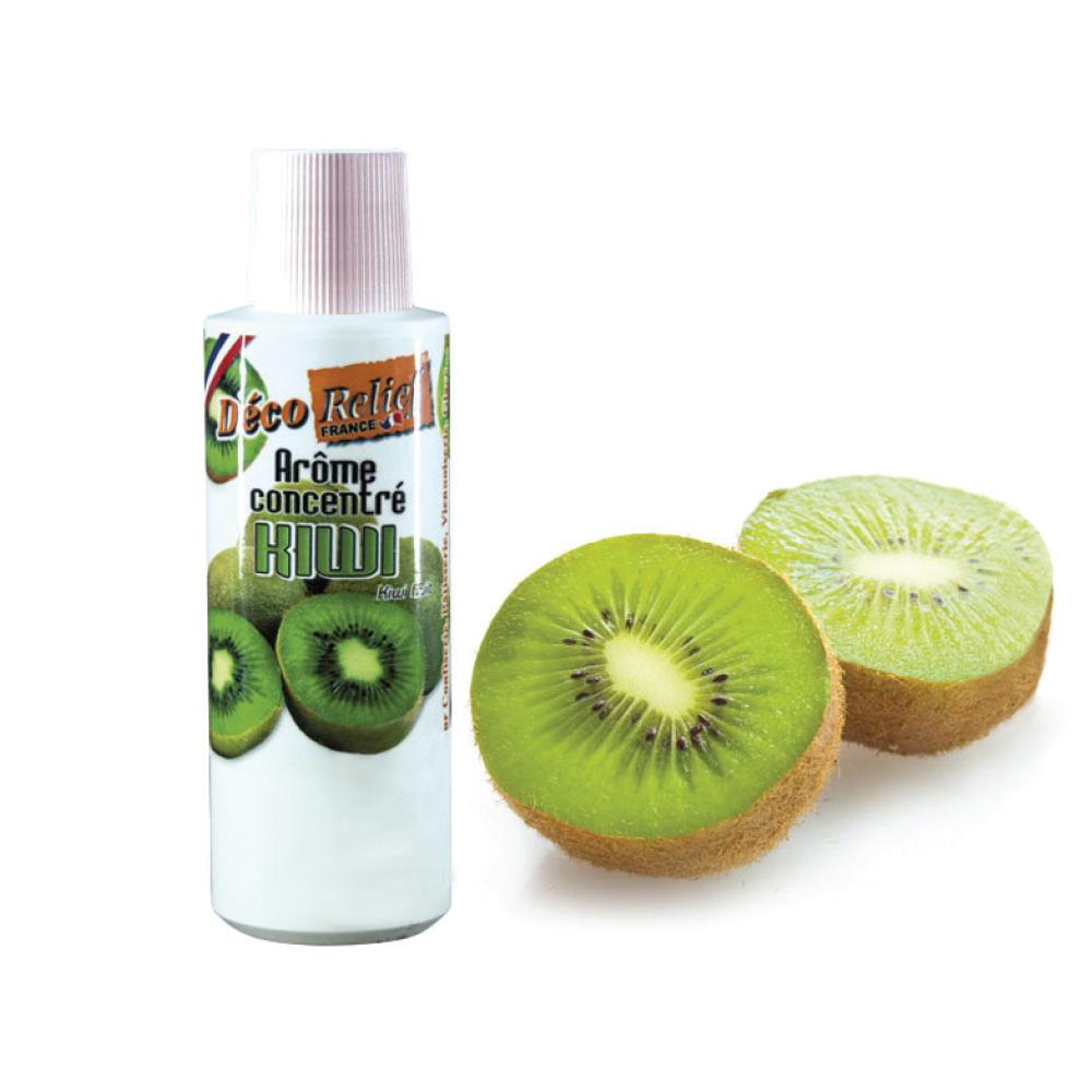 Deco Relief (France) Concentrated Aroma KIWI - 125ml bottle