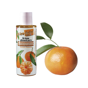 Deco Relief (France) Concentrated Aroma MANDARINE - 125ml bottle