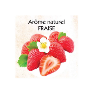 Deco Relief (France) Natural Flavour STRAWBERRY - 30ml bottle