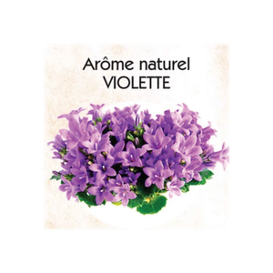 Deco Relief (France) Natural Flavour VIOLETE - 30ml bottle