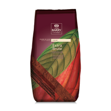 Load image into Gallery viewer, Pure cocoa powder 22-24%, Extra Brute Cacao Barry France, 2.5 Kg Bag