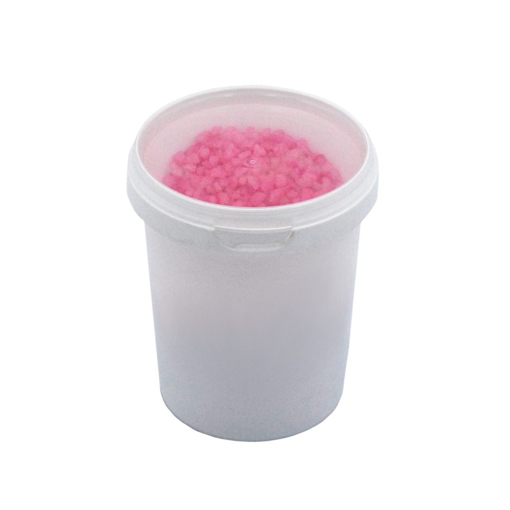 Flor & Flor (France) Crystalized NATURAL ROSE FRAGMENT - 250gr Jar