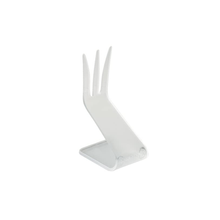 Load image into Gallery viewer, Martellato (Italy) Transparent Polystyrene Flatware SPIT FORK - 500pcs Pack