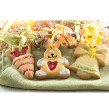 "Load image into Gallery viewer, Silicon Cookie Mould ""My Easter Cookies 03/B"""