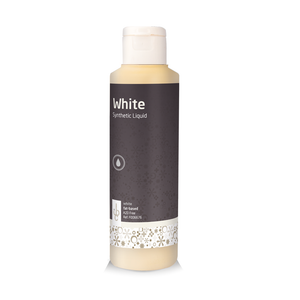 IBC (Belgium) Colored Cocoa Butter WHITE - 245gr
