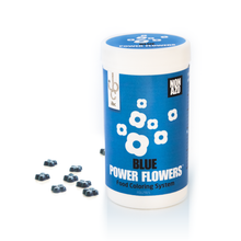Load image into Gallery viewer, IBC Belgium Power Flowers™ BLUE color NON AZO - 50gr