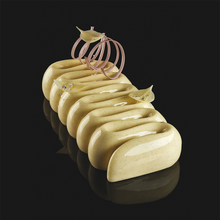 "Load image into Gallery viewer, Pavoni (Italy) Silicon Mould PAVOCAKE ""Honore"" KE039"