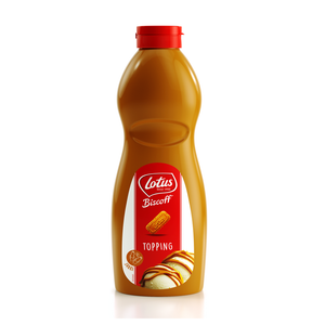 Lotus Bakeries (Belgium) Topping BISCOFF - 1lt Bottle