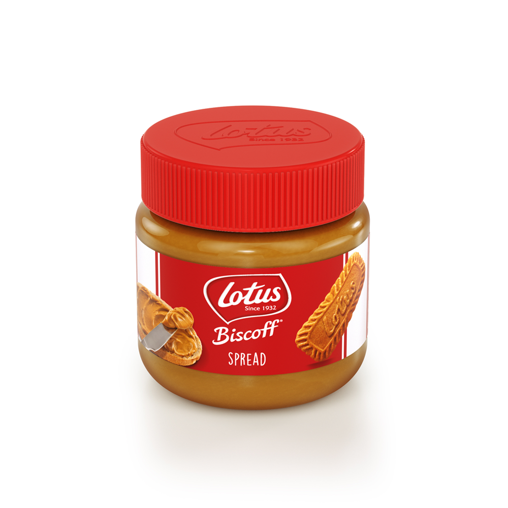 Lotus (Belgium) Speculoos Paste LOTUS BISCOFF SMOOTH SPREAD  - 200gr Jar