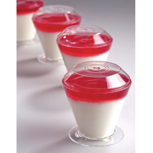 Load image into Gallery viewer, Martellato (Italy) Transparent Polystyrene Cup PMOCO001's Lid - 100pcs Pack