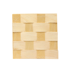 Panibois (France) Plated Wooden Mats SET30-10 - pack of 10pcs