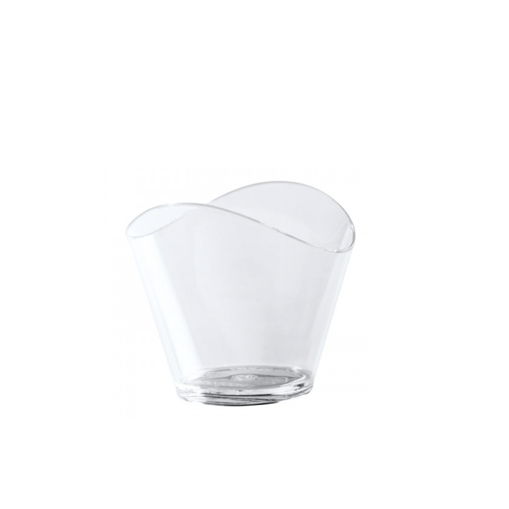 Martellato (Italy) Transparent Polystyrene Cup PMOCE001 - 100pcs Pack