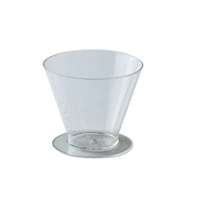 Load image into Gallery viewer, Martellato (Italy) Transparent Polystyrene Cup PMOCO002 - 100pcs Pack