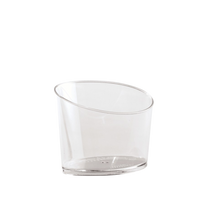 Load image into Gallery viewer, Martellato (Italy) Transparent Polystyrene Cup PMOCO008 - 100pcs Pack