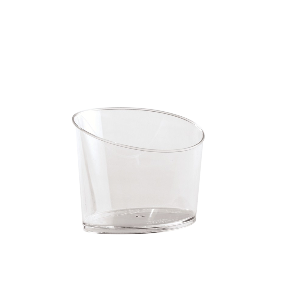 Martellato (Italy) Transparent Polystyrene Cup PMOCO008 - 100pcs Pack