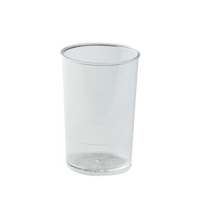 Martellato (Italy) Transparent Polystyrene Cup PMOTO004 - 100pcs Pack