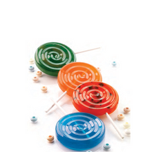 "Load image into Gallery viewer, Silicon Mould ""Lolli Pop"" Set With Sticks"