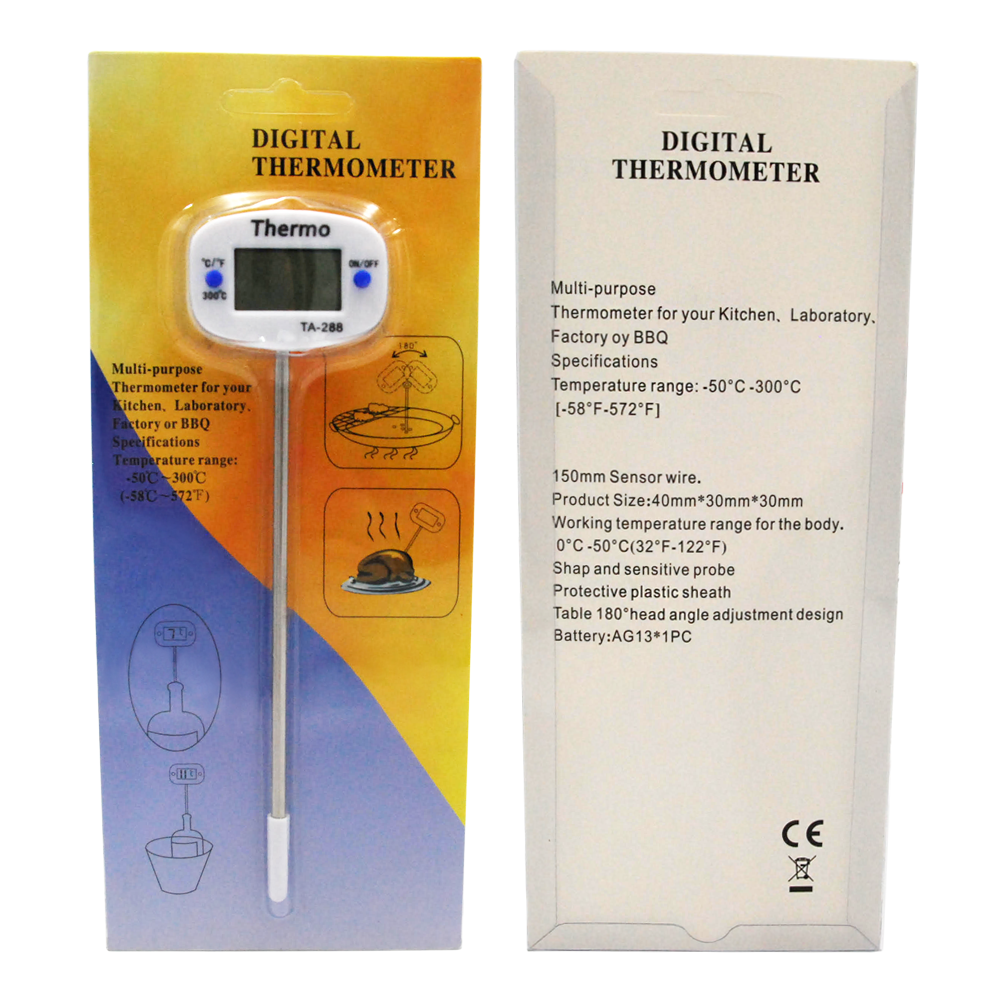 RAY-DIGITAL Digital Thermometer
