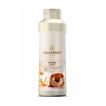 Load image into Gallery viewer, Caramel topping, Callebaut Belgium, 1 litre Bottle