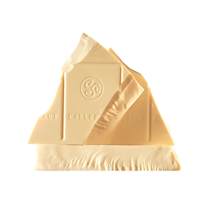 W2 White chocolate 28%, finest Belgian chocolate, Callebaut Belgium, 5 kg Block