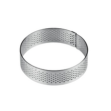 Load image into Gallery viewer, Pavoni (Italy) Micro-Perforated Stainless Steel band XF1120
