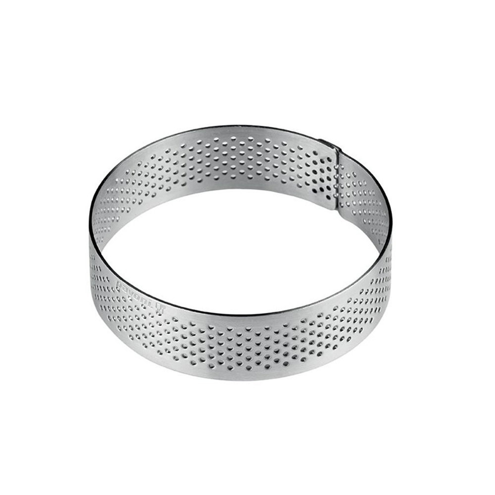Pavoni (Italy) Micro-Perforated Stainless Steel band XF1120