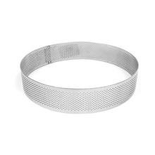 Load image into Gallery viewer, Pavoni (Italy) Micro-Perforated Stainless Steel band XF1535