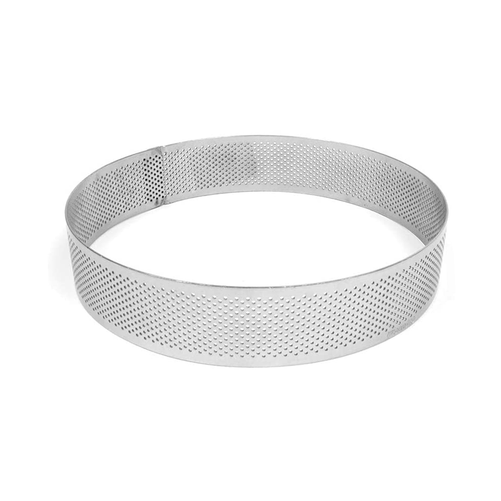 Pavoni (Italy) Micro-Perforated Stainless Steel band XF1535