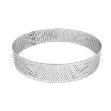 Load image into Gallery viewer, Pavoni (Italy) Micro-Perforated Stainless Steel band XF1735