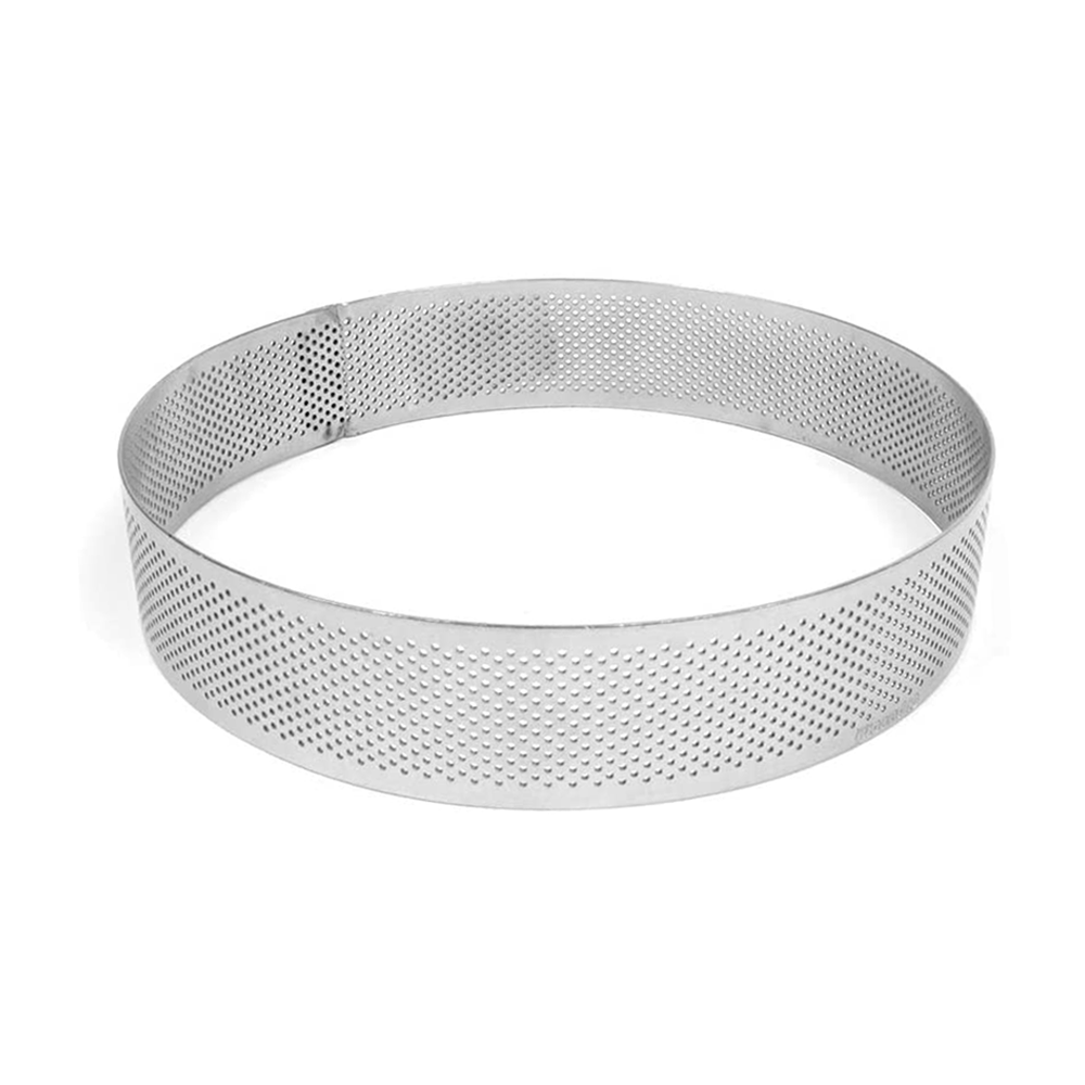 Pavoni (Italy) Micro-Perforated Stainless Steel band XF1735