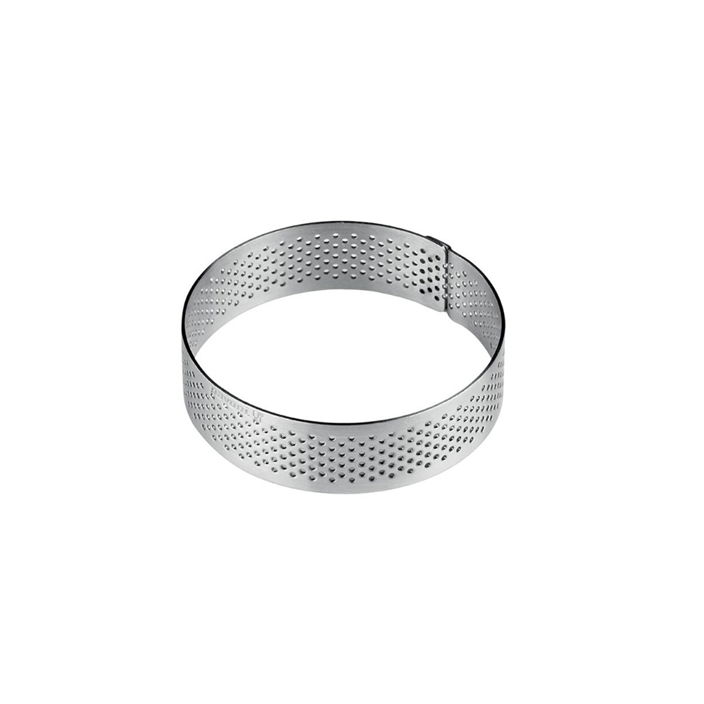 Pavoni (Italy) Micro-Perforated Stainless Steel band XF7020