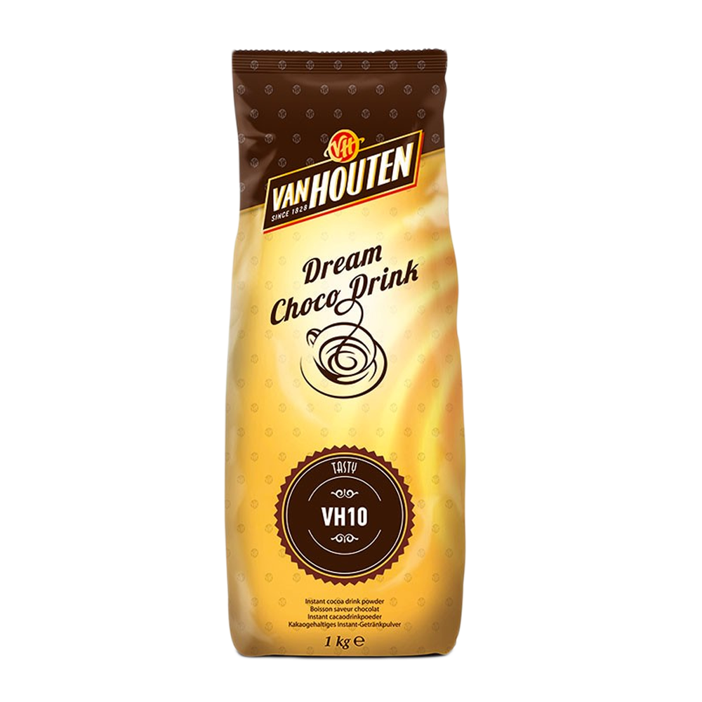 Van Houten (Sweden) Hot Chocolate Ready Mix CHOCOLATE DRINK - 1kg Bag