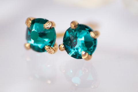 Aretes Anfisa Blue by Vlada