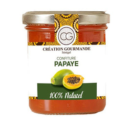 Confiture de Papaye (200 g) 🍯