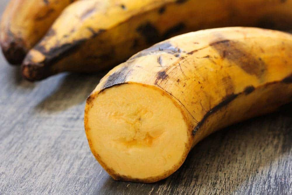 Bananes Plantain Jaune (Lot de 10) - Super Prix 👍🏽
