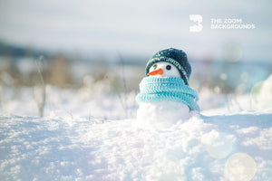 Load image into Gallery viewer, Baby snowman