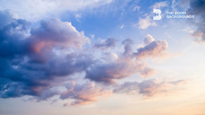 Cloudy Sky Zoom Backgrounds