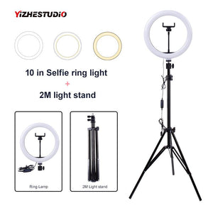 Tripod Ring Light