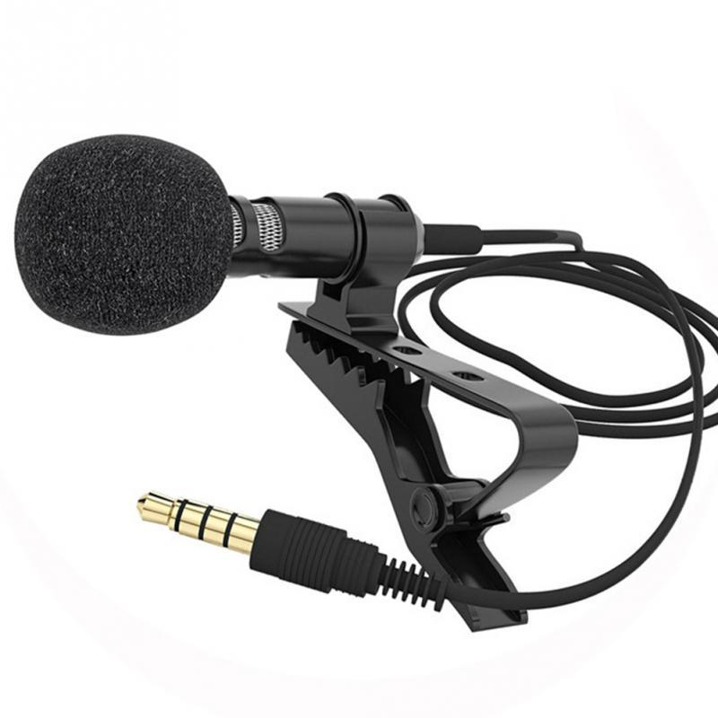 Clip On Microphone