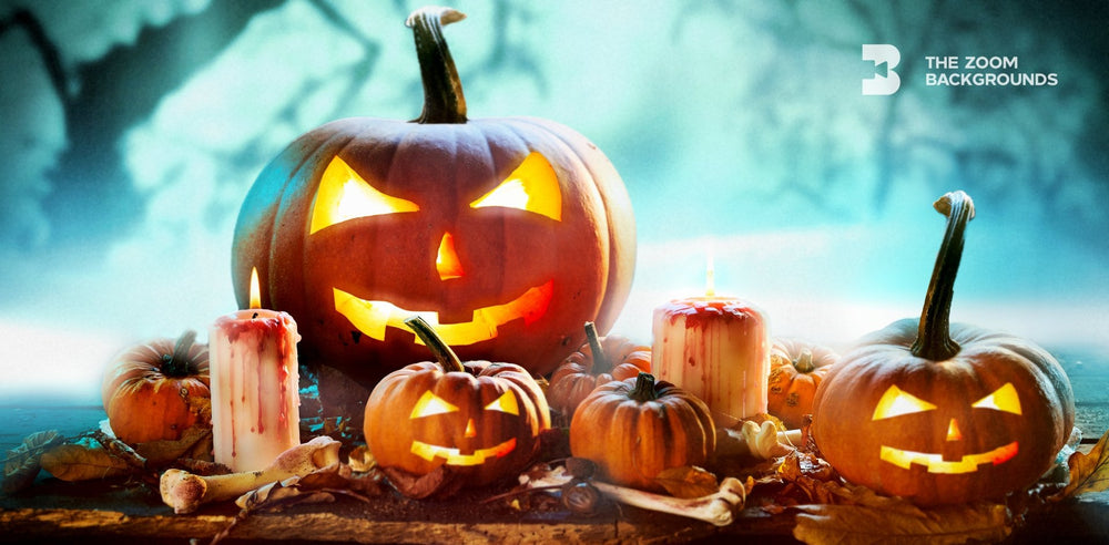 Load image into Gallery viewer, Scary halloween pumpkins