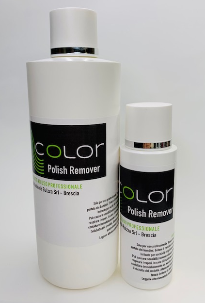 IN COLOR polish remouver BUIZZA